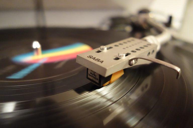 Tourne-Disque Audio Technica